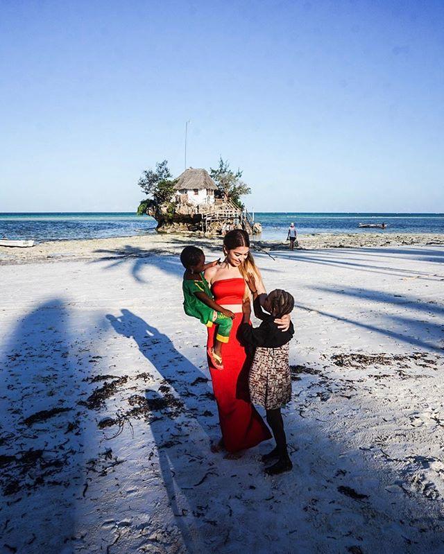 Zanzibar, un coin de Paradis