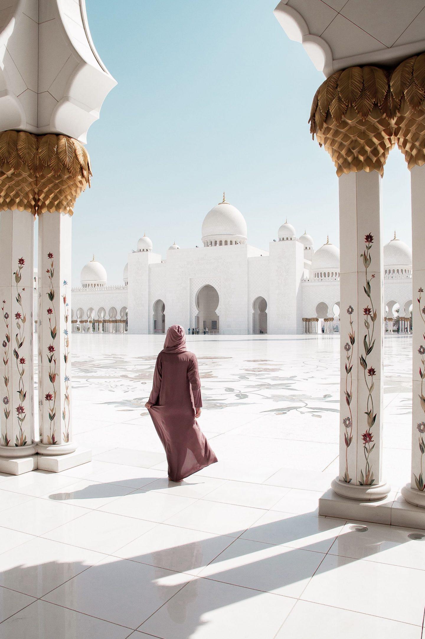 Abu Dhabi : Travelguide