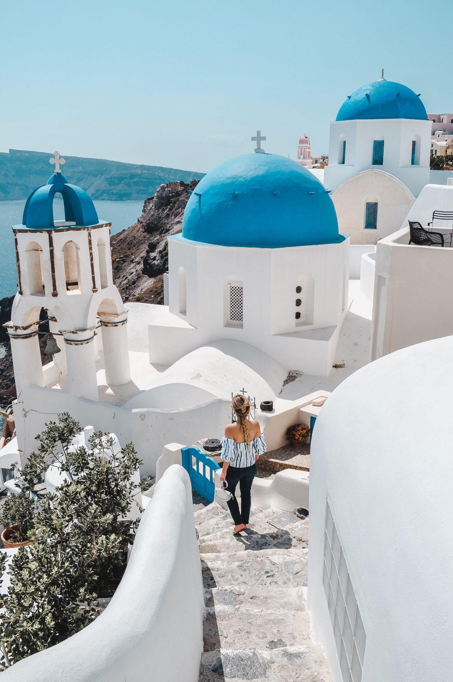 Santorini & Mykonos : Q&A