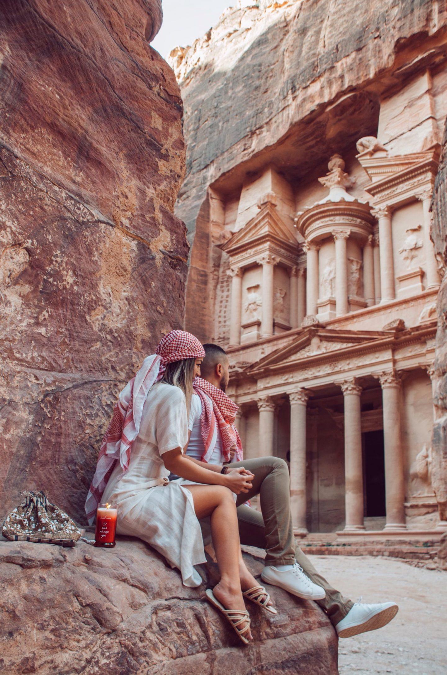 Jordanie : Itinéraire complet