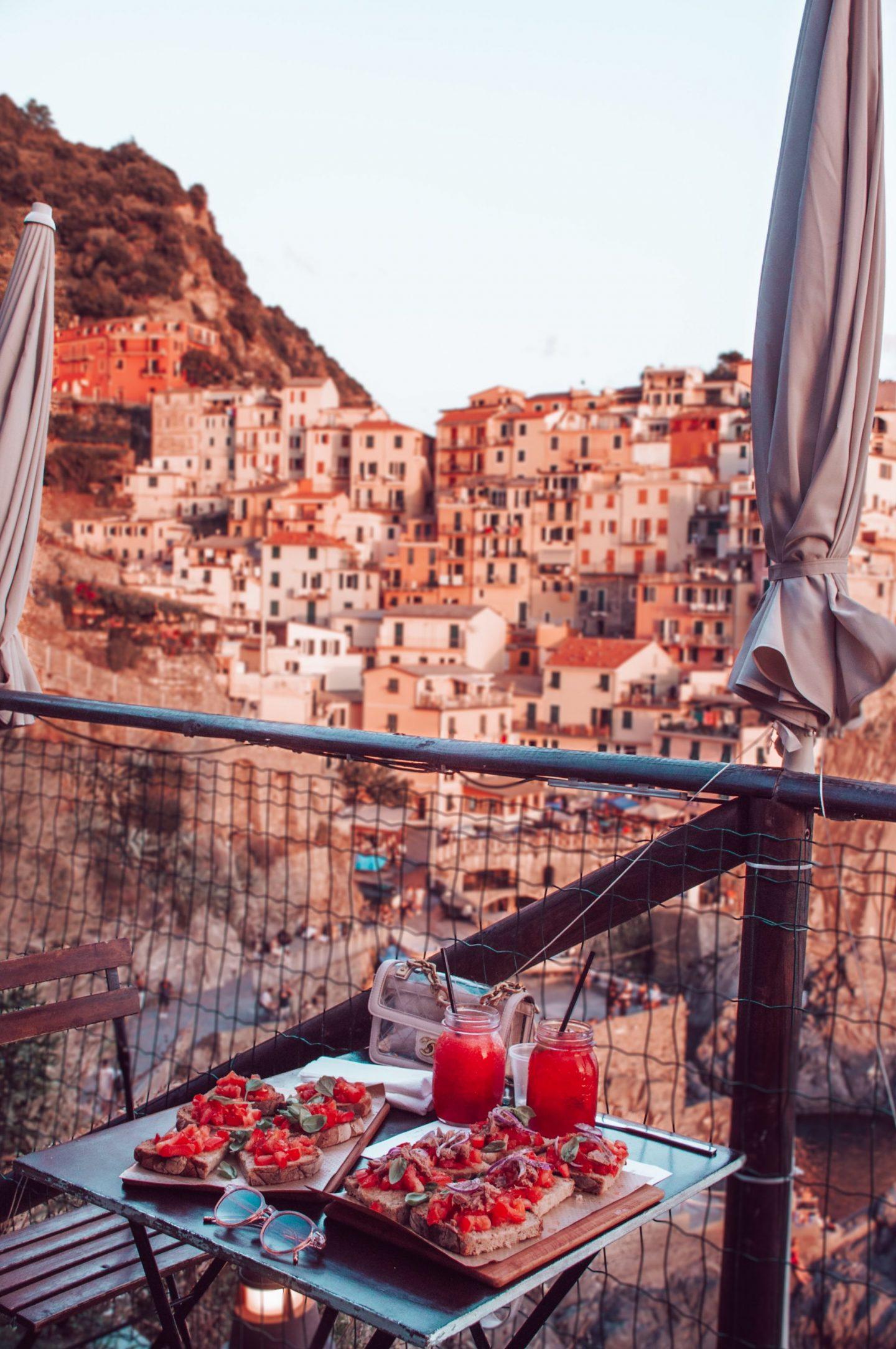 Cinque Terre : Travelguide