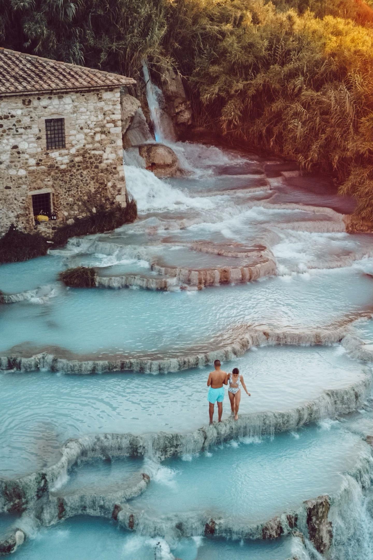 Road trip en Italie