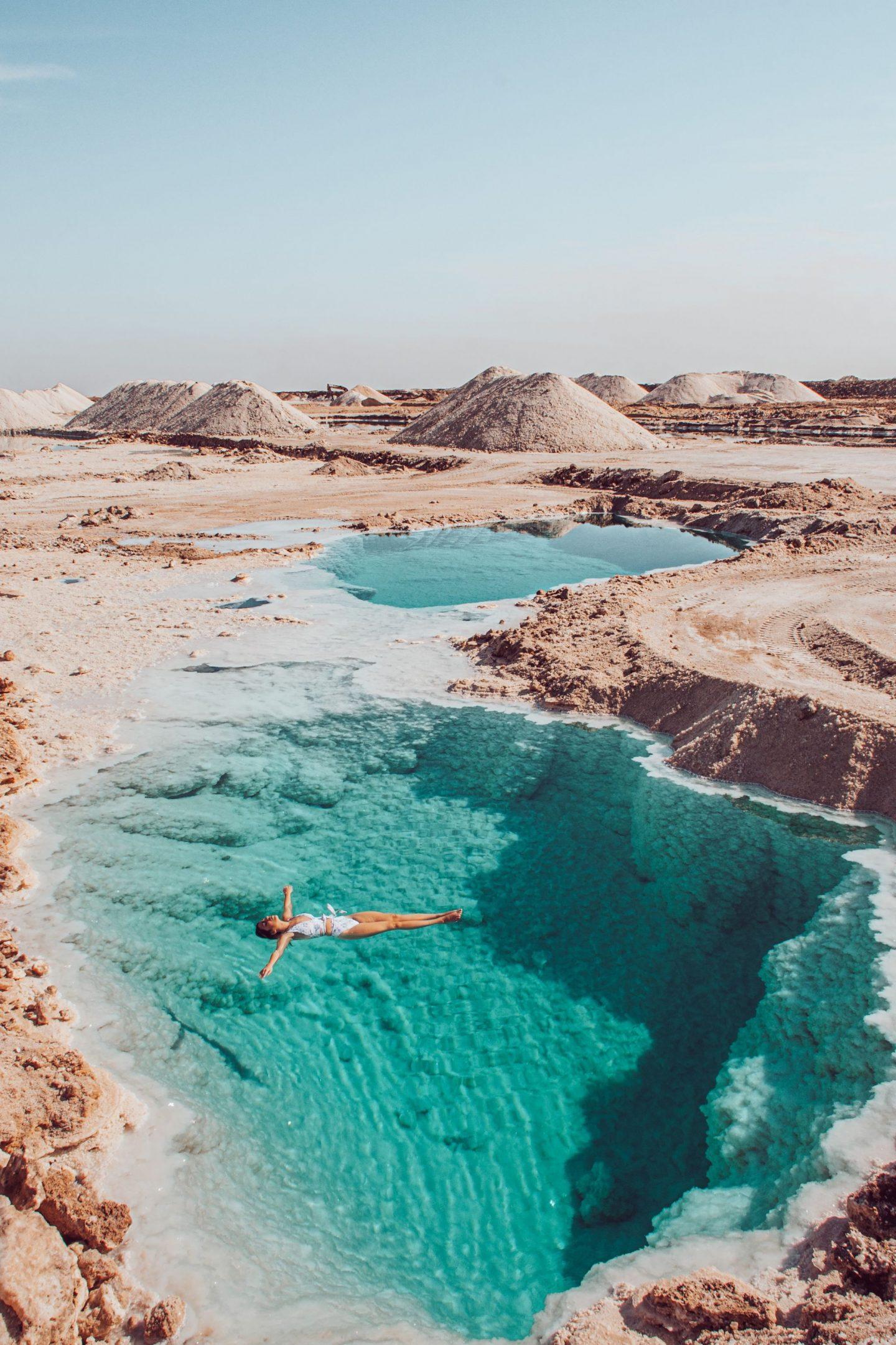Road trip en Egypte
