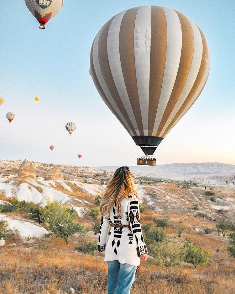 Cappadoce : Travelguide