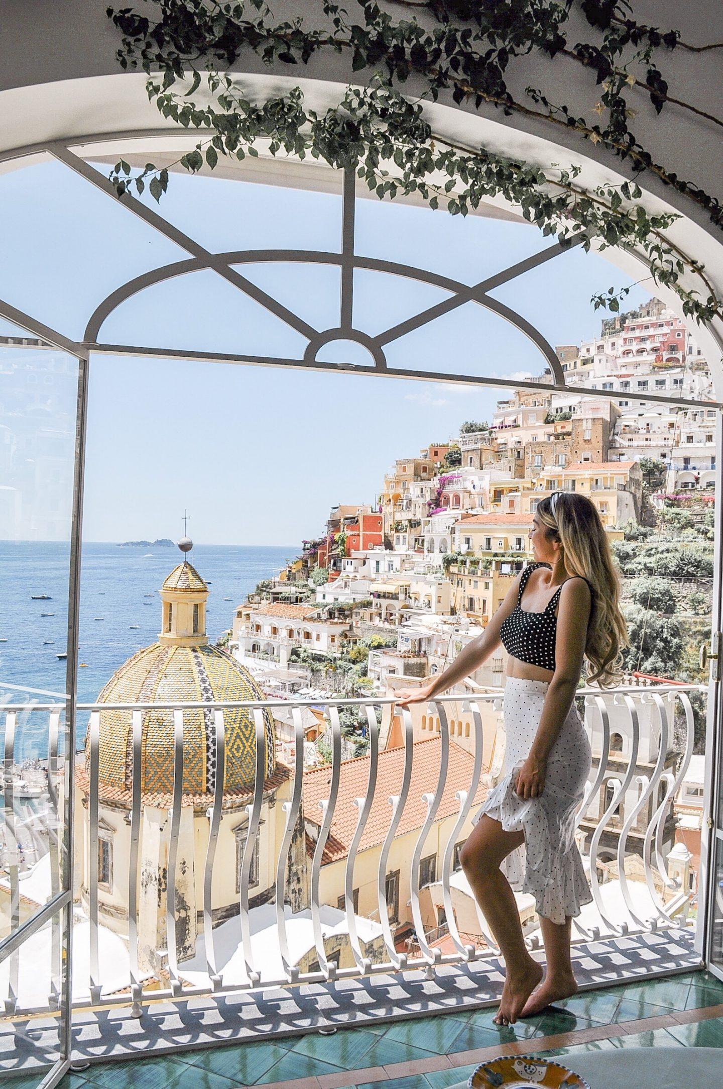 Amalfi Coast : Travelguide
