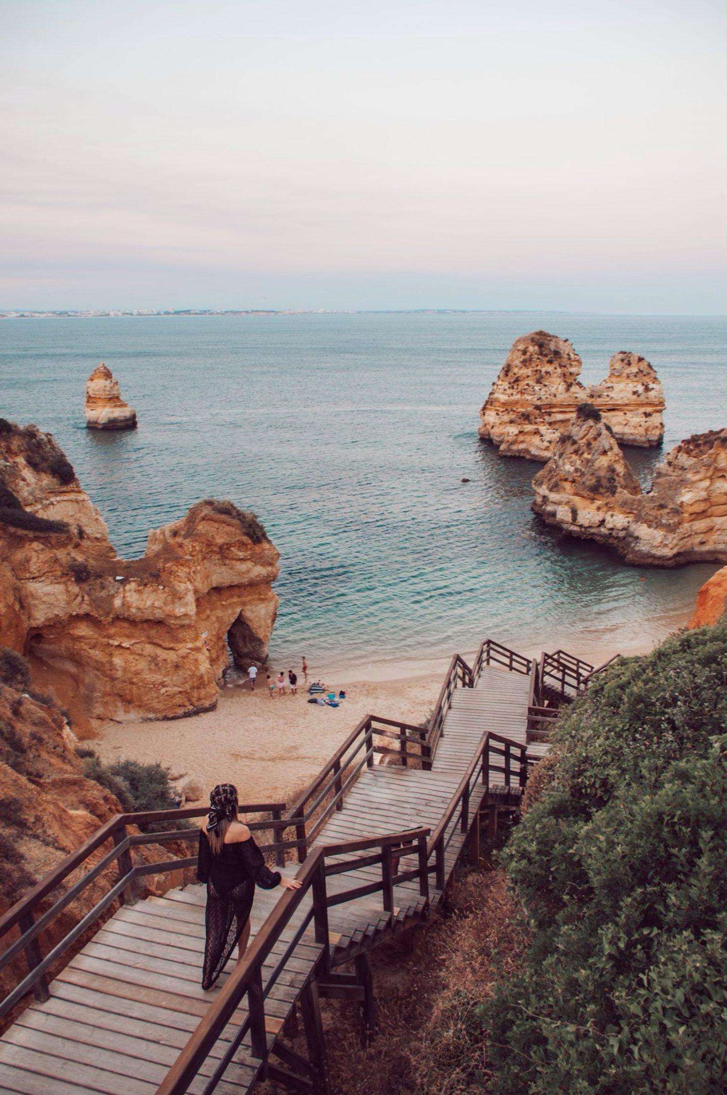 Les 5 meilleurs spots d'Algarve
