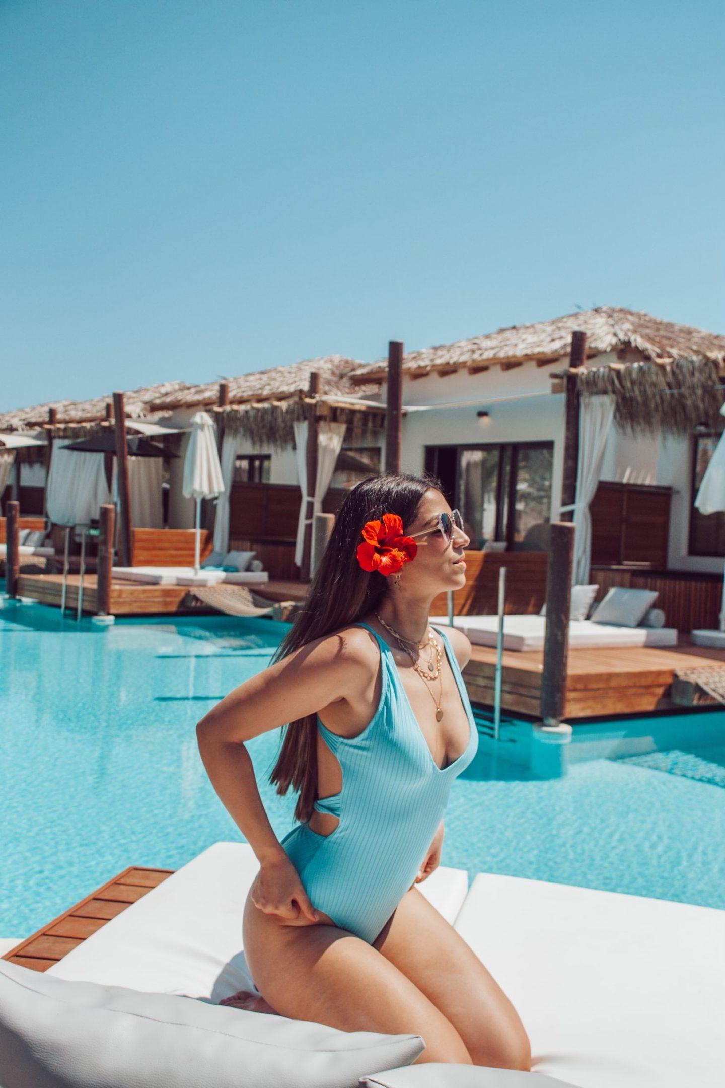 Crète : Stella Island & Blue Palace